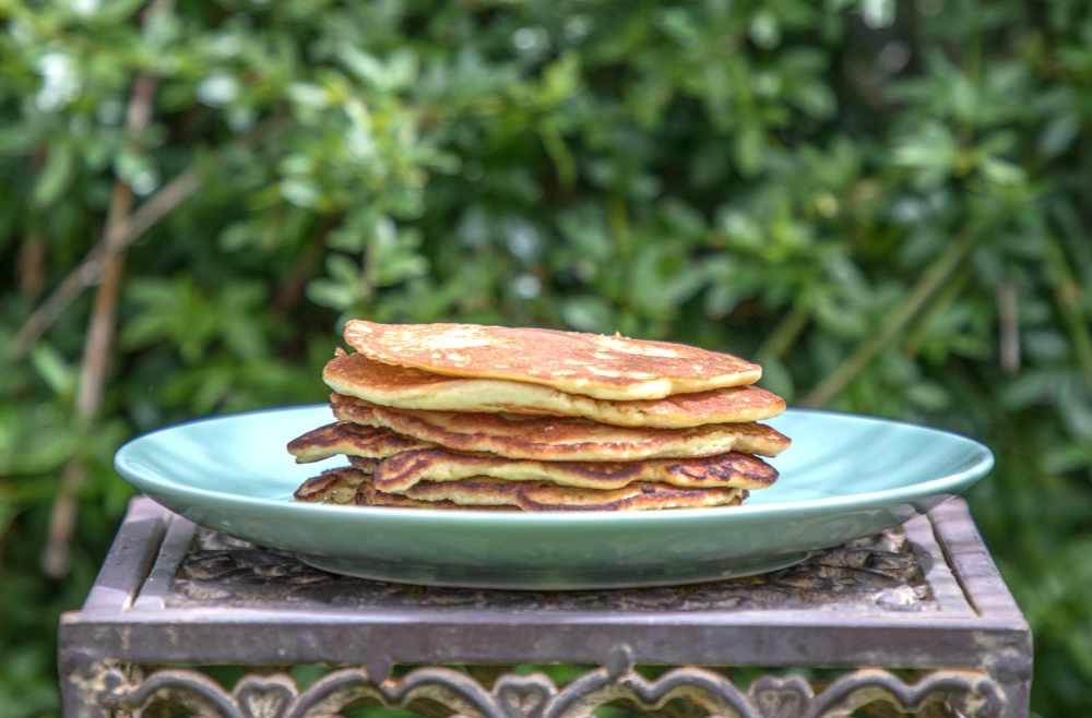 Pfannkuchen lowcarb glutunfrei migräne Ernährungsberatung