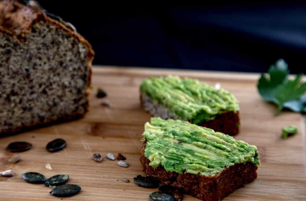low carb Brot mit avocado ernährungsberatung München migräne