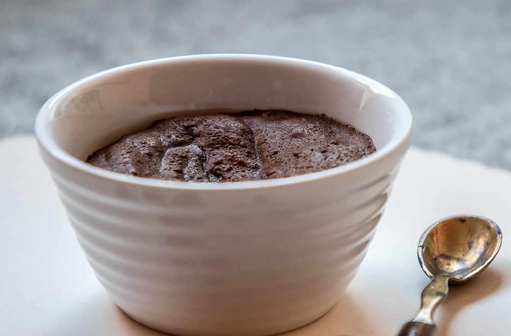 Migräne Ernährung Rezepte Lowcarb Ketogen LCHF Ernährung schokoküchlein avocadooo