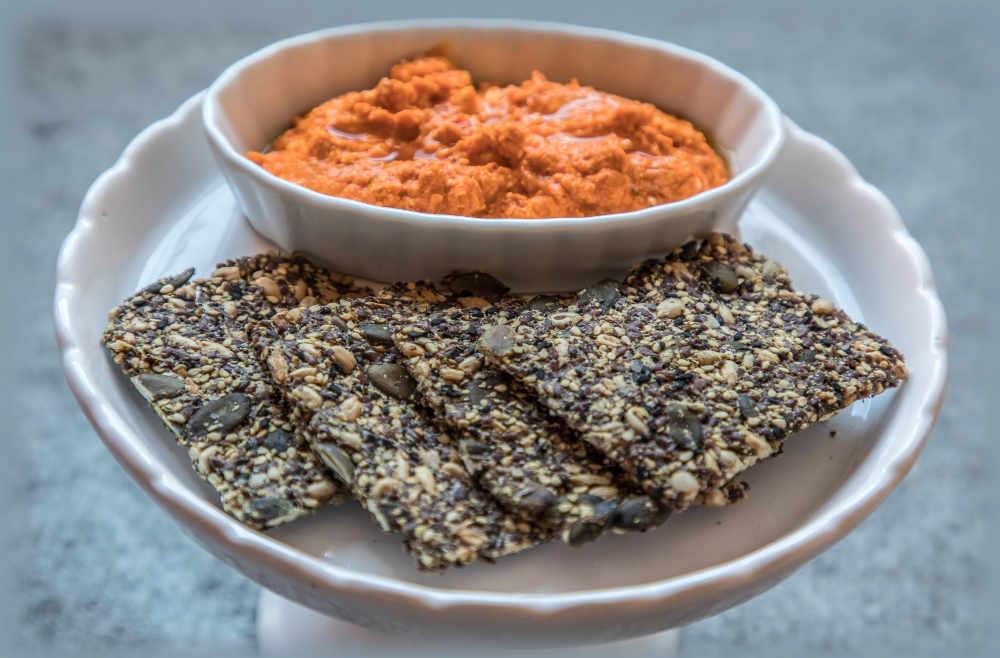 low carb Brot Rezept migräne ernährung