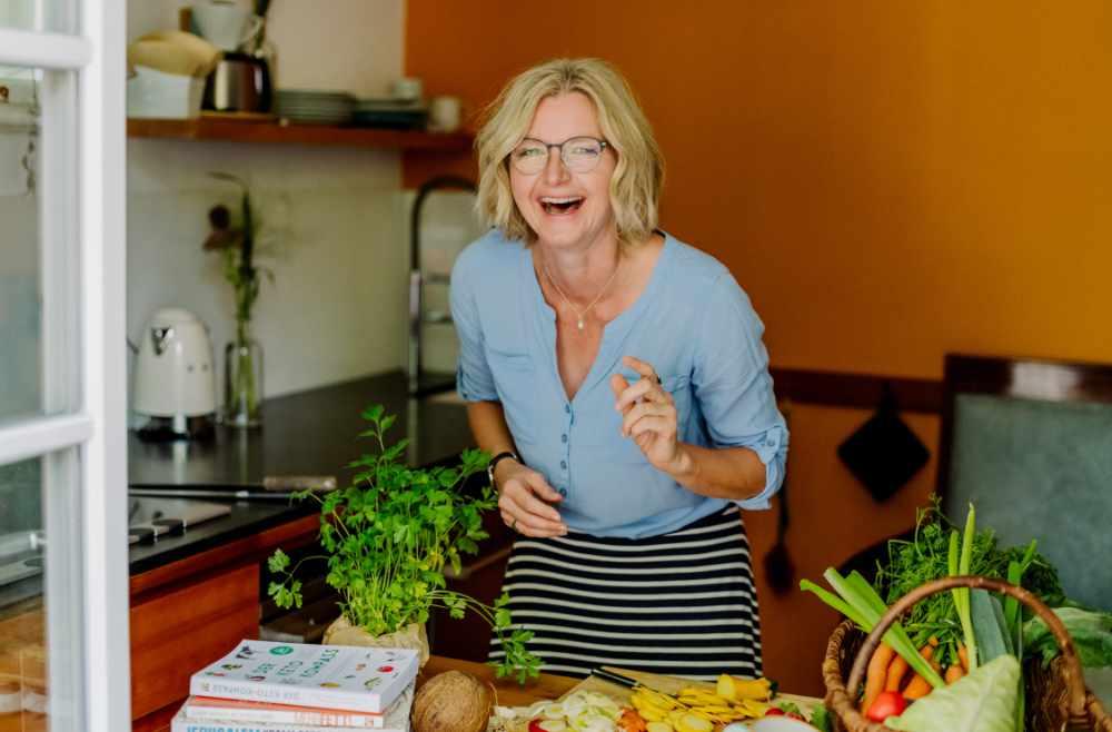 Vortrag happy food münchen Ernährungsberatung Ernährung ernährungsberatung