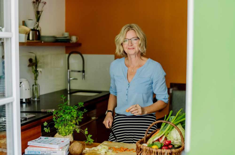 kochen Anne Goldhammer-mich küche Kochkurse Ernährungsberatung München intervallfasten